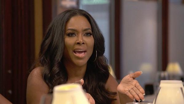 The Real Housewives of Atlanta star Kenya Moore