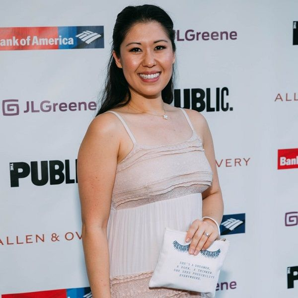 American actress Ruthie Ann Miles