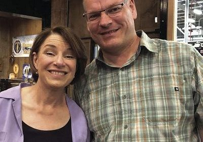 John Bessler's wife Amy Klobuchar revealed, her husband is diagnosed with Covid 19!
