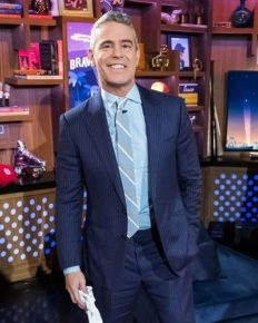 Andy Cohen's friends Savannah and Hoda checked in after Andy tested positive for Coronavirus! Details on his children, sexuality, net worth