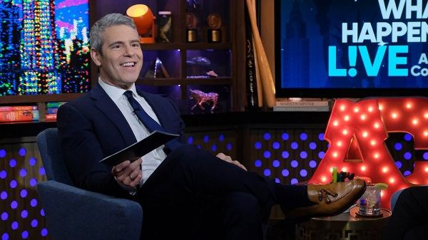 Andy Cohen tested positive for Coronavirus