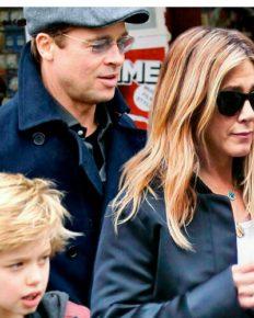 Angelina Jolie wants to bar Brad Pitt's ex-wife, Jennifer Aniston from meeting her children!
