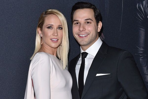 Anna Camp and ex-husband Skylar Astin