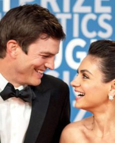 Why The Parenting Style Of Ashton Kutcher and Mila Kunis 'Goofy'? Their Family Life, Children!