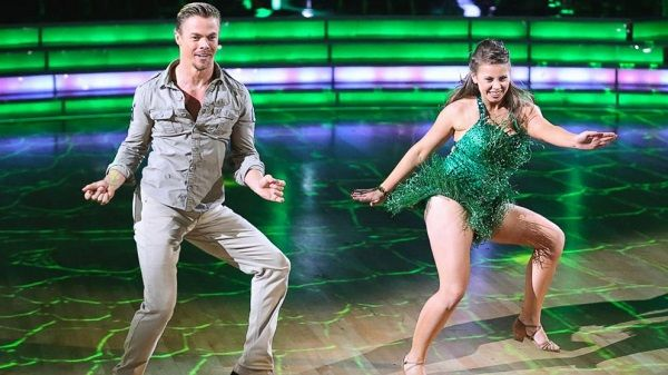 Bindi Irwin in Dancing with the Stars