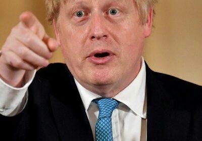 British premier Boris Johnson tests positive for coronavirus, has mild symptoms!