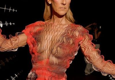 Super Skinny Look Of Celine Dion On Paris Fashion Week Left Everyone On Shock; Fans Are Concerned Saying She Looks Scarily Thin!