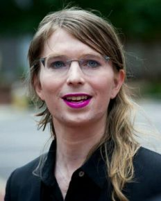 Chelsea Manning, the former US Army Intelligence analyst released from jail!
