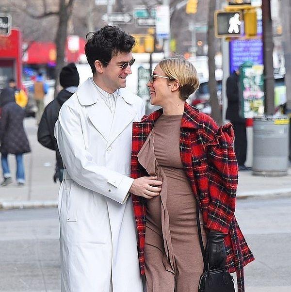 Chloe Sevigny with boyfriend Sinisa Mackovic