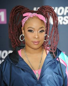 Rapper Da Brat has come out as a lesbian and introduced her girlfriend to the world!