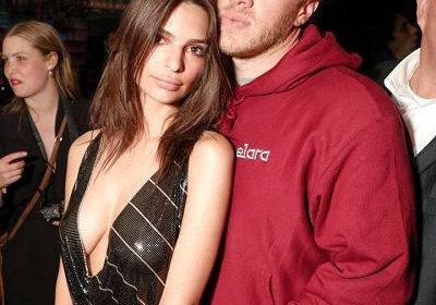 Emily Ratajkowski and husband Sebastian Bear-Mcclard relation! Emily on being a mother and red carpet photos