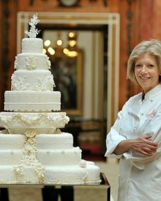 Fiona Cairns and her flourishing cake-making business of three decades!