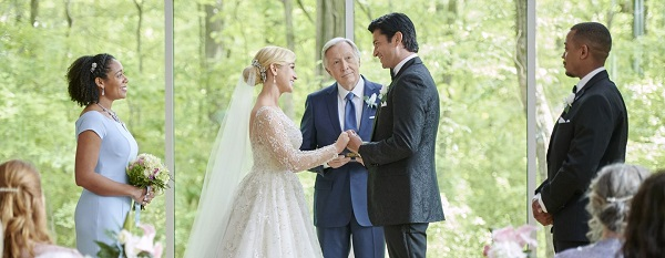 Hallmark movie Wedding at Graceland