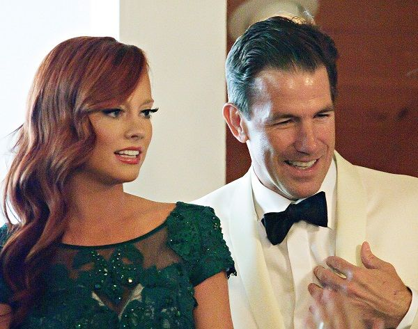 Kathryn Dennis and her ex Thomas Ravenel