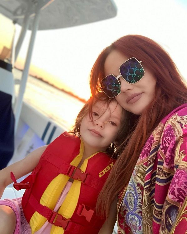 Kathryn Dennis celebrated daughters birthday in quarantine