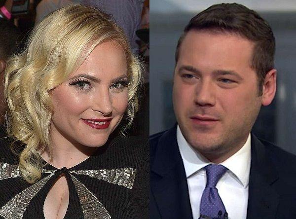 Meghan McCain married longtime boyfriend Benjamin Domenech