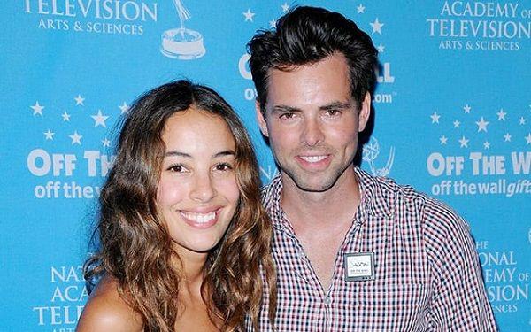 Paloma Jonas and actor husband Jason Thompson