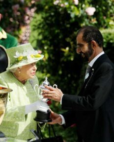 Queen Elizabeth II to cut her ties with Dubai ruler, Sheikh Mohammed bin Rashid Al Maktoum!