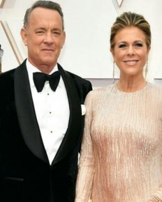Rita Wilson raps to the song 'Hip Hop Hooray' as she and her husband Tom Hanks discharged from hospital after coronavirus infection!