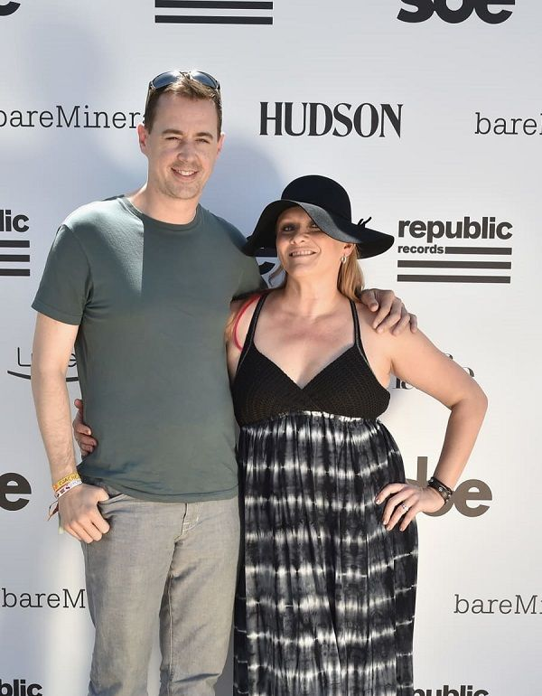 Sean Murray and his wife Carrie James