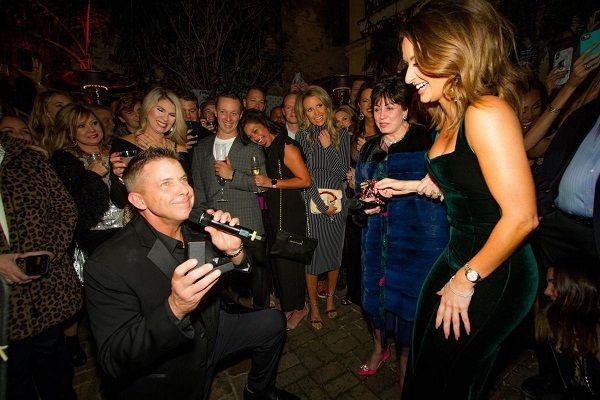 Sean Payton proposal to girlfriend Skylene Montgomery