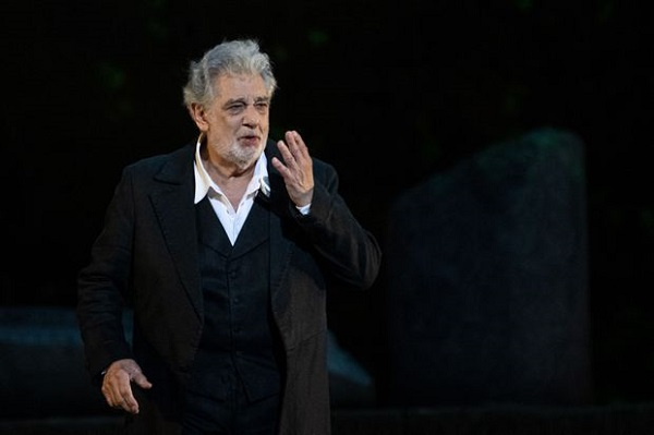 Sexual Accusation on Spanish opera singer Placido Domingo