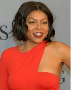 Taraji P Henson talks about how she is planning for her wedding!