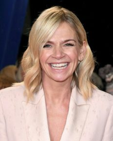 Zoe Ball gets dating advice from her son Woody, 19!