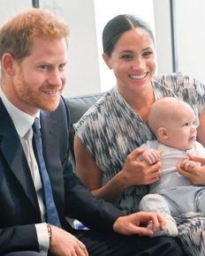 Archie Harrison Mountbatten-Windsor 1st birthday plans! Is Prince Harry dropping his royal surname?