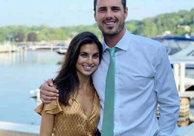 Ben Higgins proposes to his girlfriend of more than a year, Jessica Clarke!