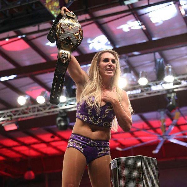 Charlotte Fair won NXT women championship match