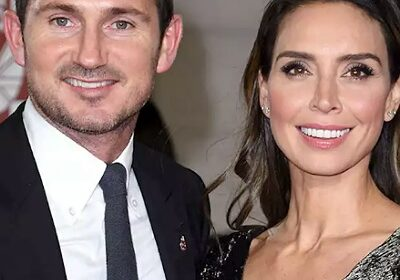 Christine Lampard cooks a family feast and talks of benefits of social distancing!