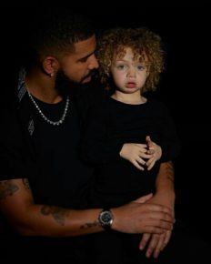 Rapper Drake for the first time posts photos of his son Adonis, 2 with ex-girlfriend Sophie Brussaux!