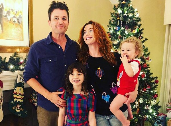 Eamon O'Sullivan, Bridget Regan and their children