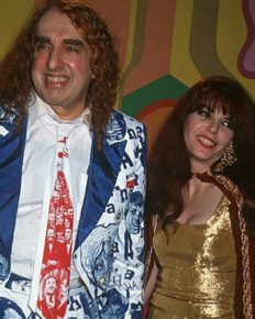 Jan Alweiss, the second wife of Tiny Tim who expired in 1996 at age 64!