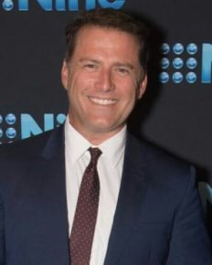 Today host Karl Stefanovic denies dyeing his hair or spending $55,000 on hair plugs!