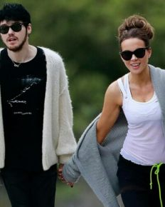 Kate Beckinsale has a new toy boyfriend called Goody Grace and he is almost half her age!