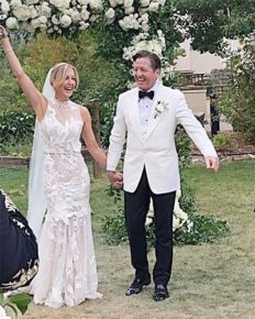 Lara Spencer married to Rick McVey! Know about her previous marriage and children