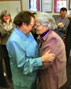 Phyllis Lyon, LGBT rights activist dies at age of 95!