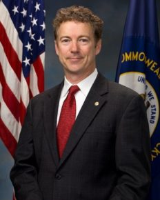 Why Rand Paul did not isolate himself despite testing positive for COVID-19?