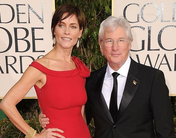 Richard Gere and his ex-wife Carey Lowell
