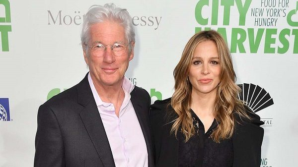 Richard Gere, 70 and wife Alejandra Silva, 37 welcomed ...Richard Gere 2013 Wife