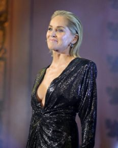 Ageless beauty Sharon Stone talks about her body confidence!