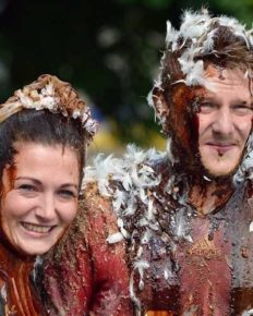 Some Of The Most Unusual And Strange Wedding Rituals Around The World You May Have Never Hear About !