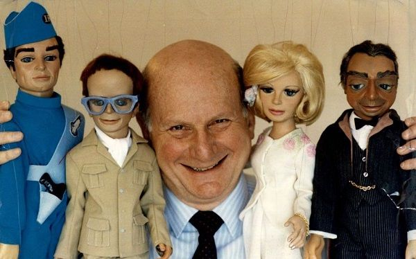 TV producer Gerry Anderson