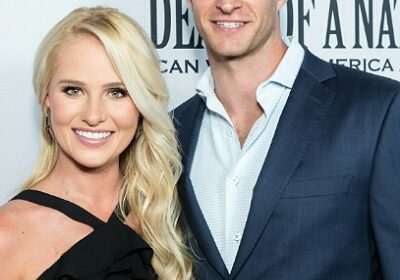 Tomi Lahren calls off her engagement to fiance Brandon Fricke!