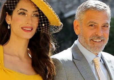 Is there marital tension between George Clooney and his attorney wife, Amal Clooney!
