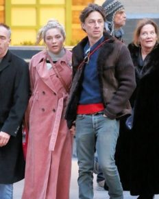 Florence Pugh and boyfriend Zach Braff make their relationship public!