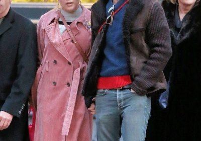 Florence Pugh and boyfriend Zach Braff make their relationship public!