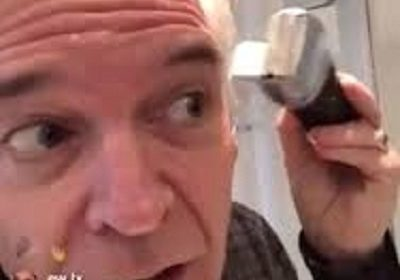 Phillip Schofield and his concern about his haircut during the recent coronavirus lockdown!